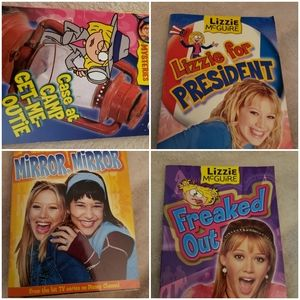 Other - 🐝 Lizzie McGuire Set of 4 Books